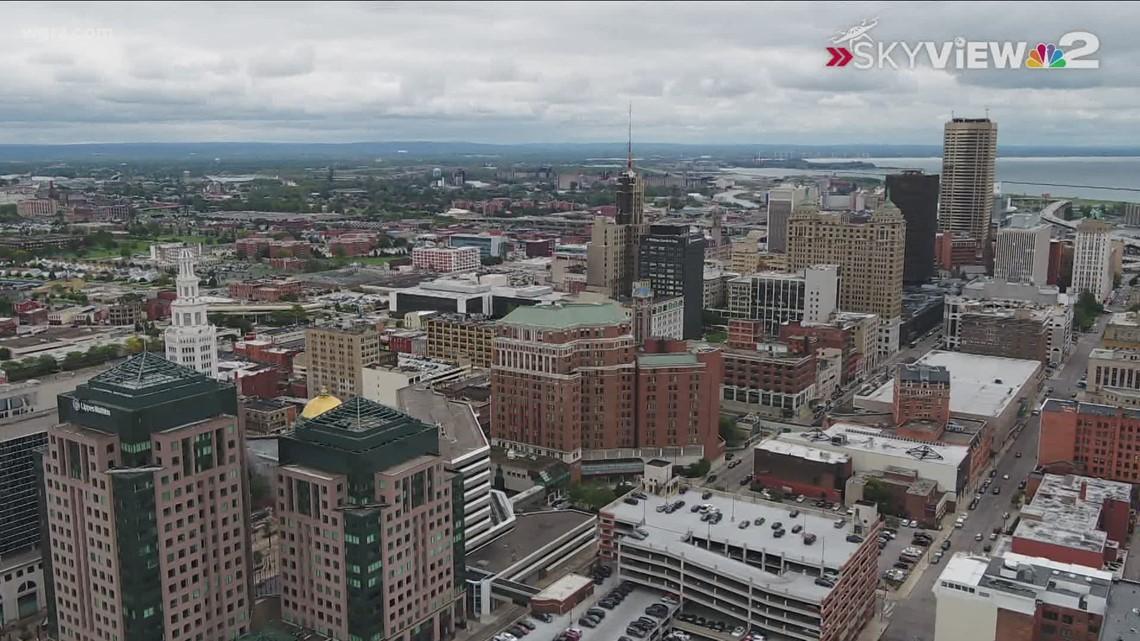 Rescue plan spending for Buffalo