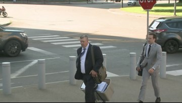 Second trial begins for Buffalo police officer Corey Krug
