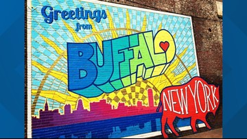 City of Buffalo calling for new 'Instagram-worthy' public art ideas
