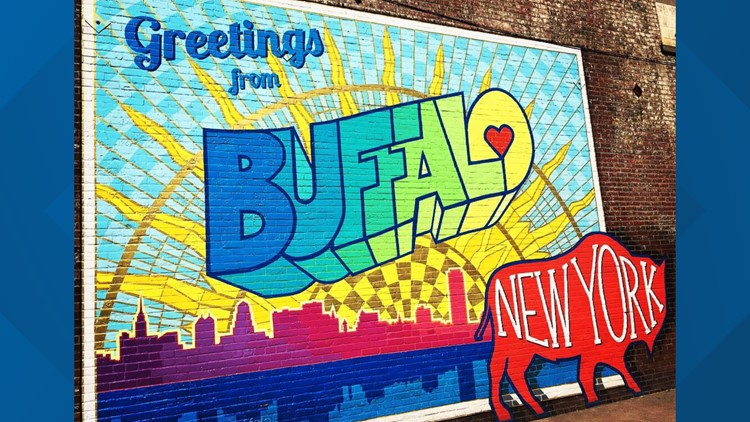 Greetings From Buffalo, New York