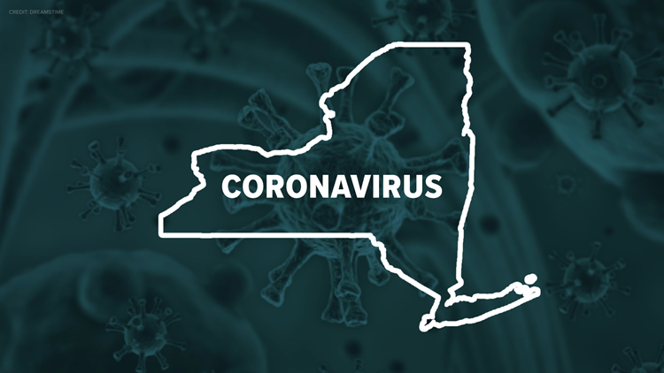 7-day average for positive COVID tests at 4.84% for WNY region