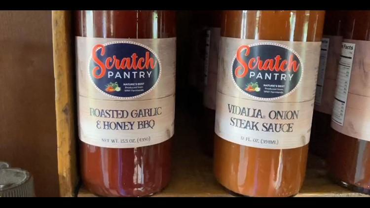 The Scratch Pantry celebrates all things made & grown in Western New York