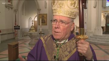 St. Bonaventure president calls for Bishop Malone to resign