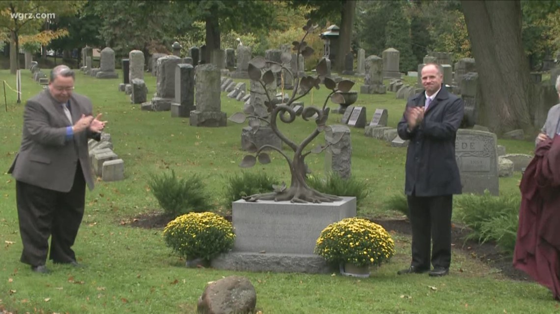 Wings Of Hope Memorial Garden At Forest Lawn | wgrz.com