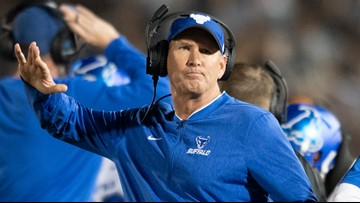 Lance Leipold signs contract extension to stay on at UB