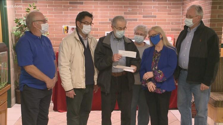 Center for Handicapped Children receives generous donation