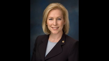 Gillibrand: NY Gov. Cuomo can endorse 'whoever he likes'