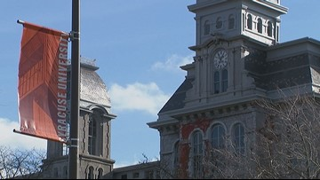 Syracuse University lifts suspensions of racism protesters