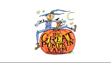 Final weekend for Fall Festival in Clarence