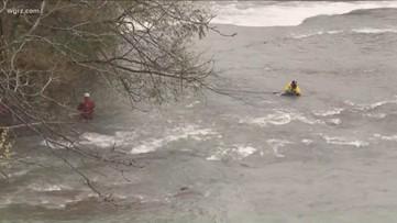 Man Rescued From Niagara River Near Falls
