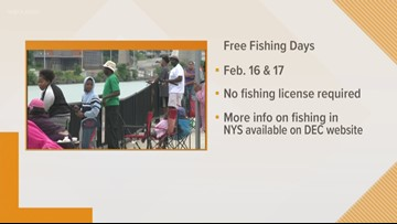 Free Fishing Days Are Back This Weekend