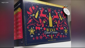 Aldi's famous Advent Calendars go on sale today