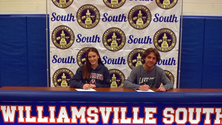 Will South athletes sign their letters of intent