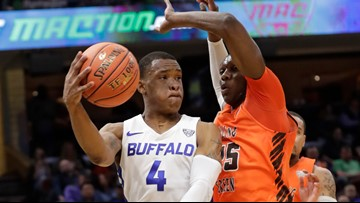 Bulls try to make 6 straight over Eastern Michigan