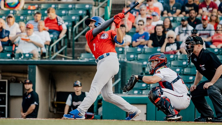 Bisons clinch Northeast Division championship