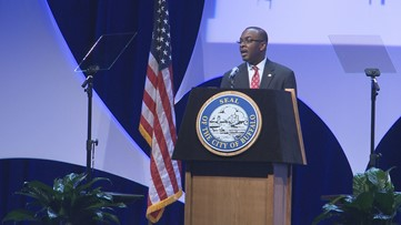 Buffalo Mayor Byron Brown gives State of the City speech