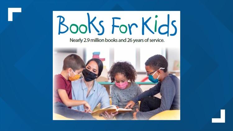 Books for Kids - Donate New Books