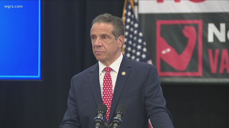 Governor Cuomo weighs in on whether New York could be fully reopened by July 1