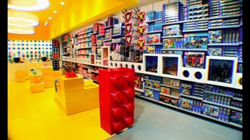 LEGO store to open at Walden Galleria
