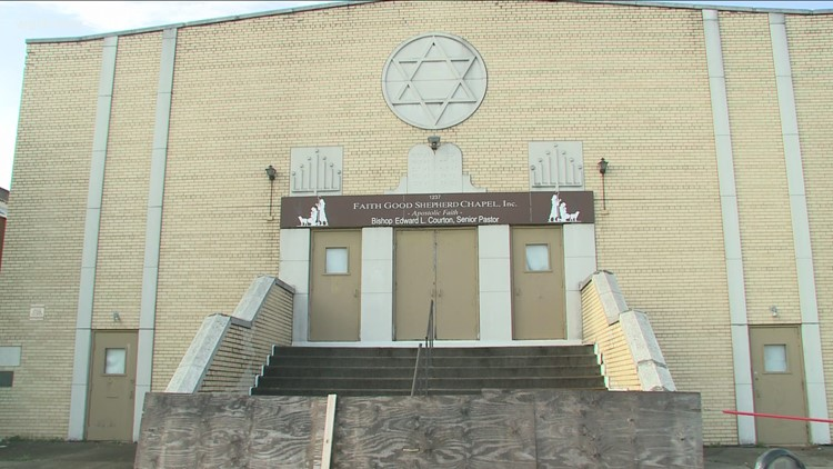 Old synagogue on Hertel Avenue to become department store this November
