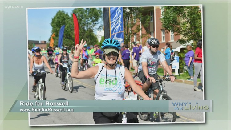 April 10 - Ride for Roswell