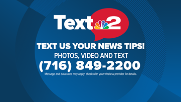 Save WGRZ in your contacts so you can Text2 us with tips & videos