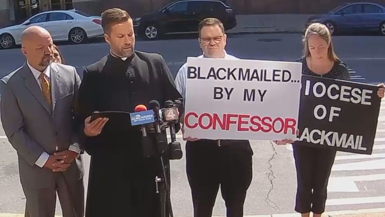 Investigation of former seminarian's allegations results in no criminal charges