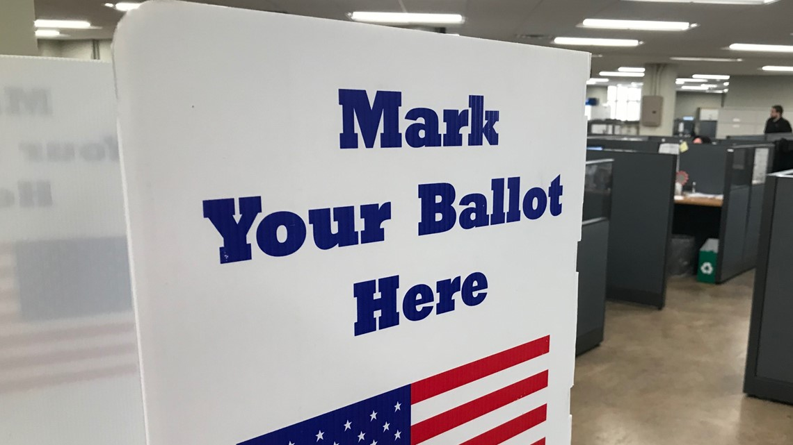 Erie County Board of Elections: Over 40,000 ballots cast so far during early voting