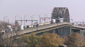 Decline in cross border traffic 'very significant'