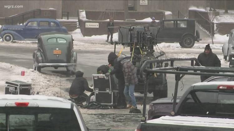 Filmed in Buffalo, Guillermo del Toro's 'Nightmare Alley' trailer is released
