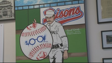 """Buffalo Optical Founder First Made A """"Spectacle"""" of Himself in Baseball"""