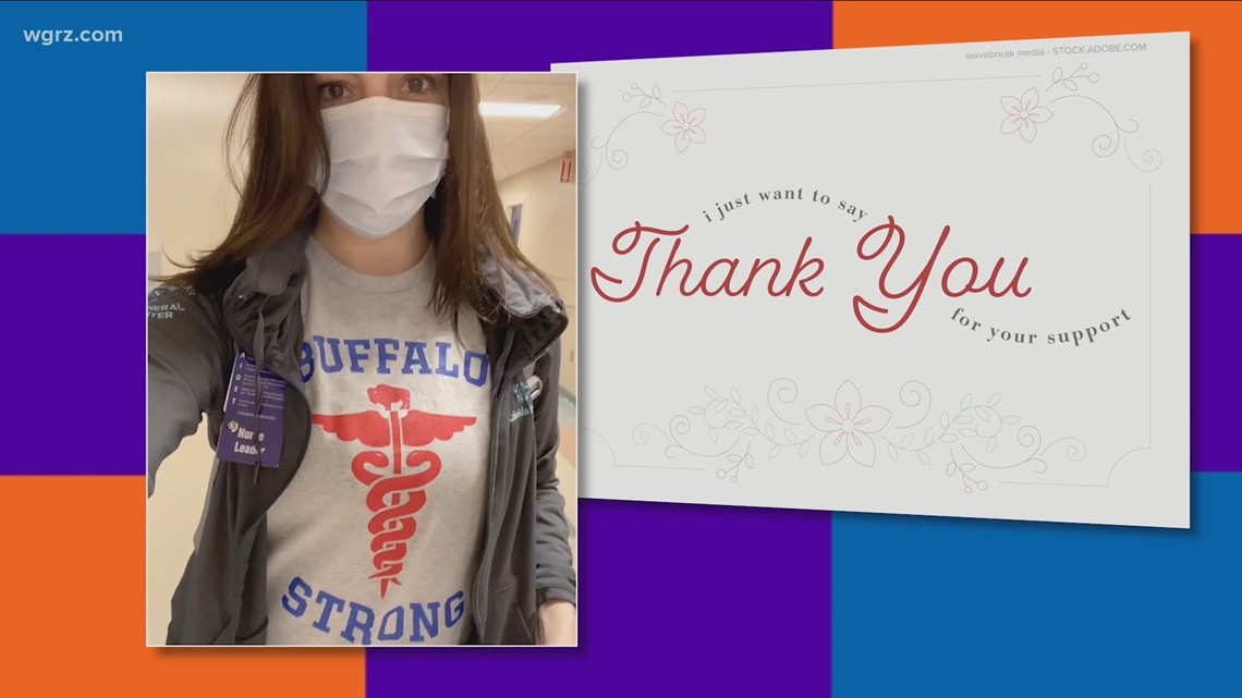 Most Buffalo: 'Celebration of Nurses'