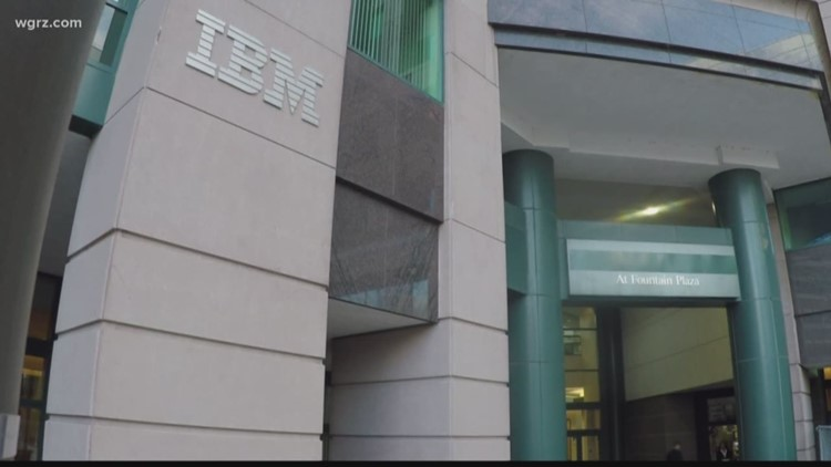 New York State stonewalling on Buffalo IBM project