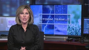 Storm Team 2 Maria Genero's evening forecast for 12/11/2018