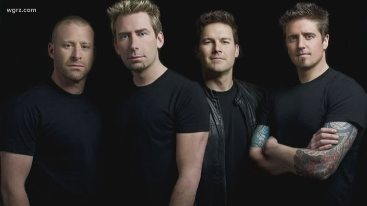 Nickelback, Stone Temple Pilots come to WNY