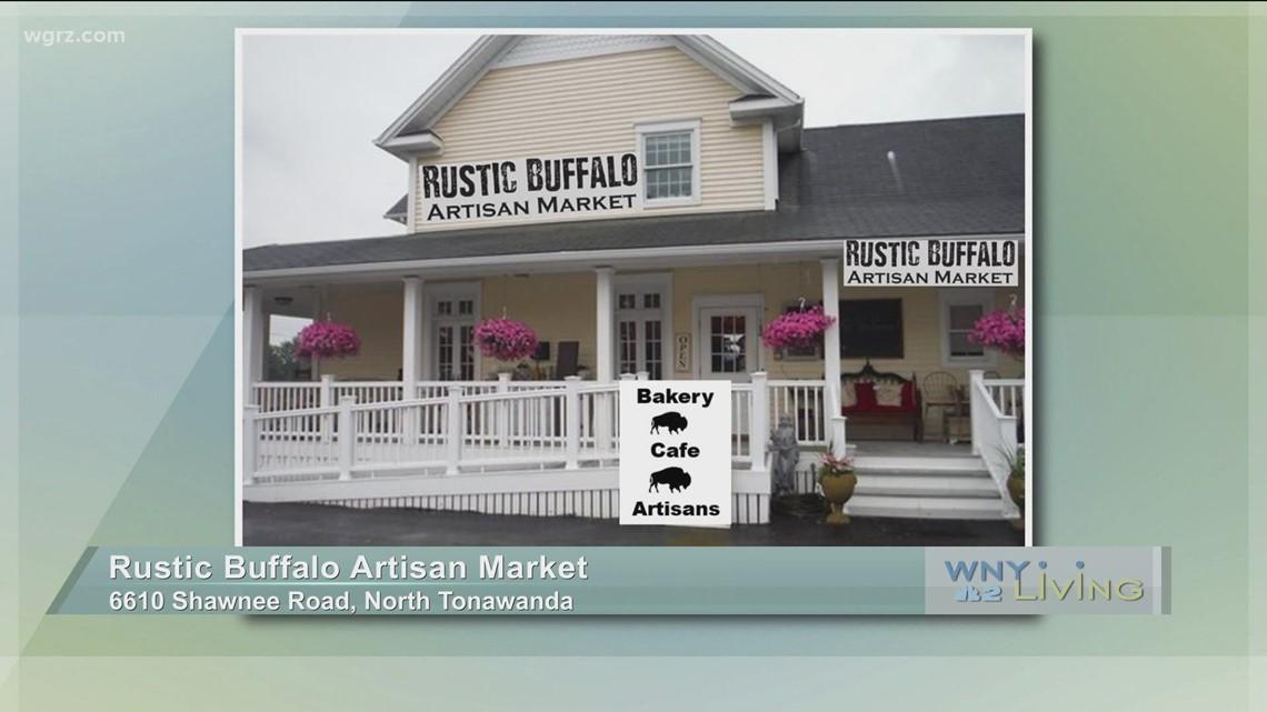 June 26 - Rustic Buffalo Artisan Market