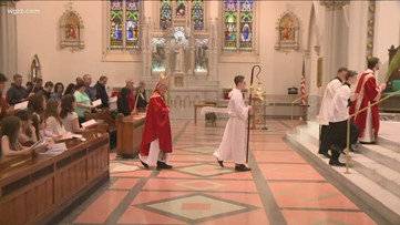 Diocese files Chapter 11 bankruptcy