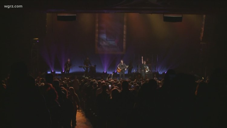 Tickets for Goo Goo Dolls in Buffalo sold out