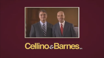 Nearing the end of their partnership, hostilities break out again between Cellino and Barnes