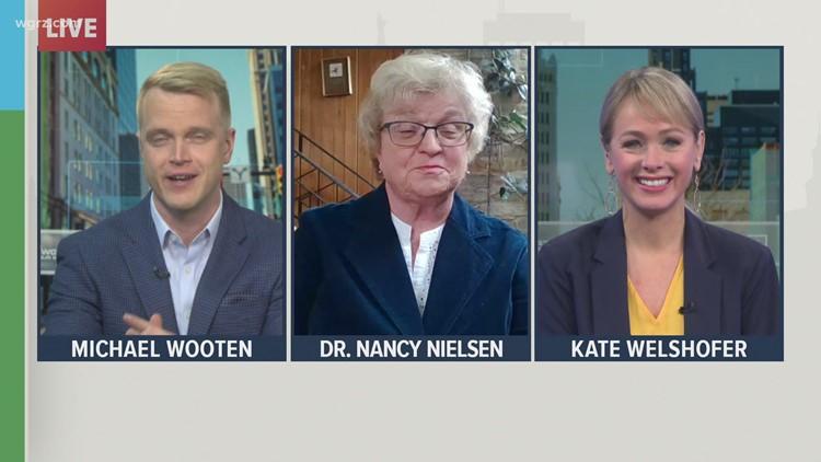 Monday Town Hall: Dr. Nancy Nielsen discusses vaccine distribution