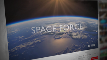 If you miss The Office, get ready for Space Force