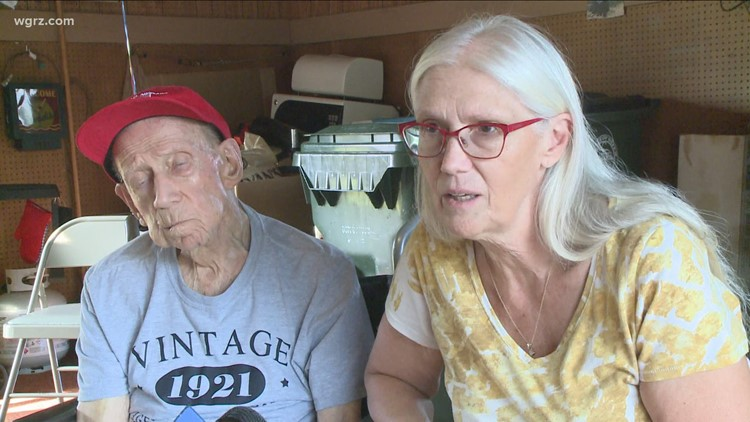 Celebrating WWII veteran's 100th birthday
