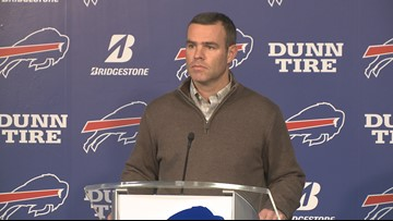 Bills excited about the future and opportunity to rebuild