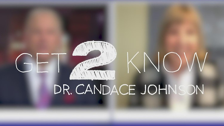 'Get 2 Know' Roswell Park Comprehensive Cancer Center CEO Candace Johnson