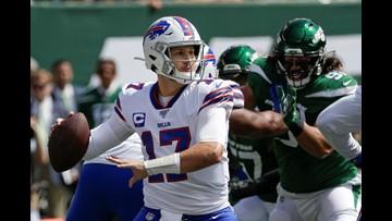 Buffalo Bills head back to MetLife Stadium to play the New York Giants