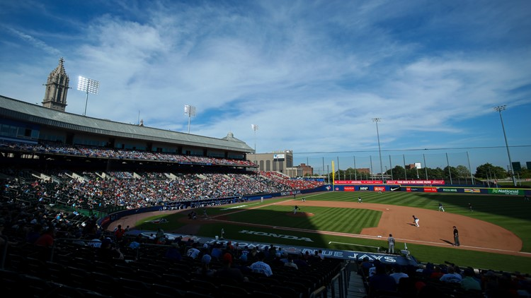 Sahlen Field to open to full capacity for Toronto Blue Jays' games