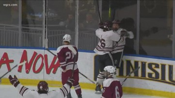St. Joe's Forfeits Remainder Of Hockey Season