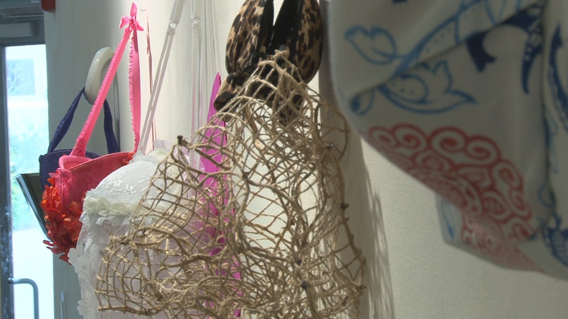 artspace buffalo artist supporting breast cancer patients