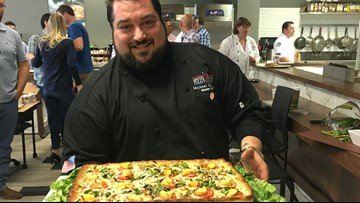 USA National Pizza Team stops by WNY for a visit