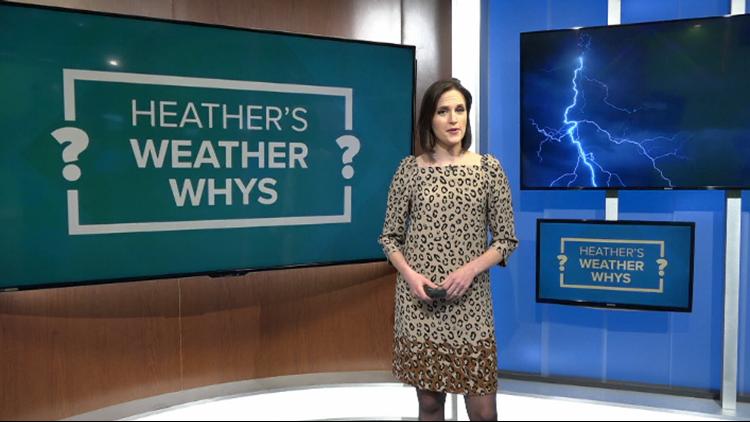 Heather's Weather Whys: La Nina and severe weather season